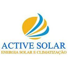 Logo ACTIVE SOLAR BRASIL