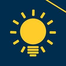 Logo P-MAX ENERGIA SOLAR