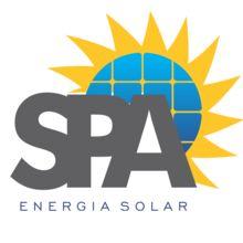 Logo SPA SOLUCOES EM ENERGIA SOLAR