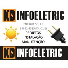 Logo KD SOLUCOES EM INFORMATICA E ELETRICIDADE EM GERAL