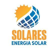 Logo SOLARES ENERGIA SOLAR