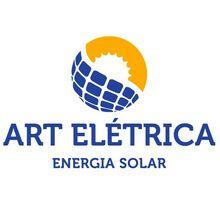 Logo ART ELETRICA SOLAR