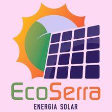 Logo Ecoserra Energia Solar