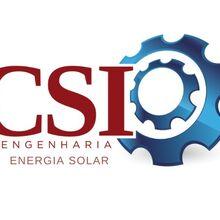 Logo CSI CAMPOS SOLUCOES INDUSTRIAIS