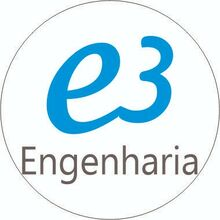 Logo E3 ENGENHARIA