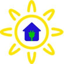 Logo BOM TEMPO ENERGIA SOLAR