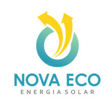 Logo NOVA ECO - ENERGIA SOLAR