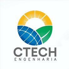Logo CTECH ENGENHARIA