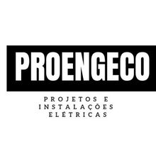 Logo ProEngeco - Projetos e Instalacoes