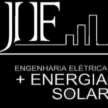 Logo J F ENGENHARIA ELETRICA