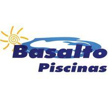 Logo BASALTO PISCINAS