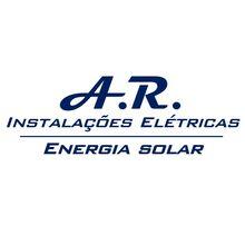 Logo AR INSTALACOES ELETRICAS
