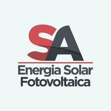 Logo SA ENERGIA SOLAR SECURITY & AUTOMACAO