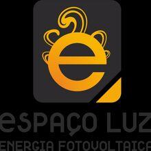 Logo Espaço Luz Energia Fotovoltaica