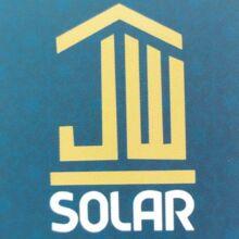 Logo jw solar