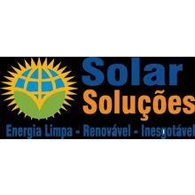 Logo SOLAR SOLUCOES