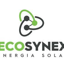 Logo Ecosynex Energia Solar