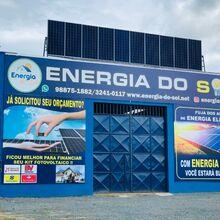Logo ENERGIA DO SOL