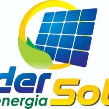 Logo Líder Energia Solar Ltda