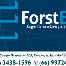 Logo FORSTEN ENGENHARIA