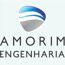Logo AMORIM ENGENHARIA LTDA