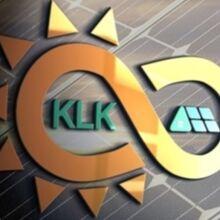 Logo KLK ENERGIA SOLAR