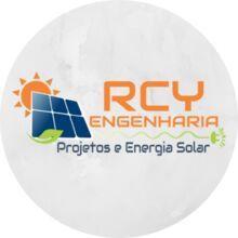 Logo RCY ENERGIA SOLAR
