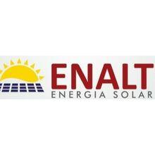 Logo ENALT ENERGIA SOLAR