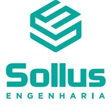 Logo SOLLUS ENGENHARIA