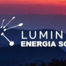 Logo @LUMINI ENERGIA SOLAR