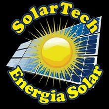 Logo SOLARTECH ENERGIA SOLAR