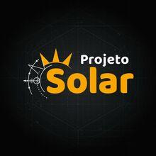 Logo Projeto Solar