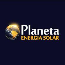 Logo PLANETA ENERGIA SOLAR