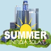 Logo SUMMER ENERGIA SOLAR LTDA