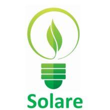 Logo SOLARE ENERGIA SUSTENTAVEL