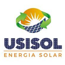 Logo USISOL ENERGIA SOLAR