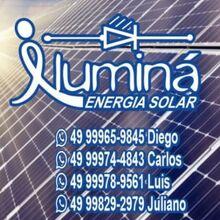 Logo ILUMINA ENERGIA SOLAR