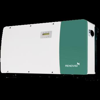 Inversor 125,0 kW - RENO-125K-NG - Trif - 600V/60Hz - Renovigi
