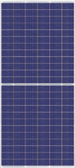 Painel Fotovoltaico 345W - RSM144-6-345P - Poli - Half Cell