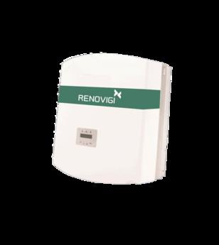 Inversor 50,0 kW - RENO-50K - Trif - 380V/60Hz - Renovigi