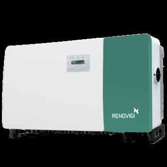 Inversor 75,0 kW - RENO-75K-NG - Trif - 380V/60Hz - Renovigi