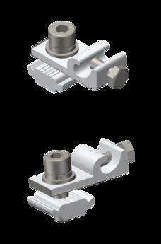 Kit de Aterramento em Alumínio (2un)