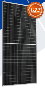 Painel Fotovoltaico RSM156-6-440M Imp Mono Half R