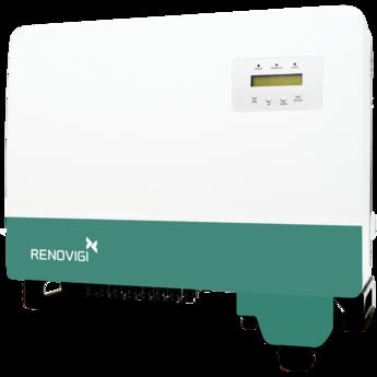 Inversor 40,0 kW - RENO-40K-NG - Trif - 380V/60Hz - Renovigi