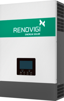 Inversor Off grid 5,0 kW - RENO-5K-STR - Renovigi