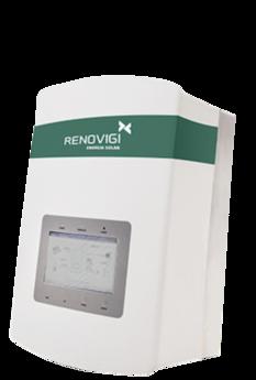 Inversor 30,0 kW - RENO-30K-LV - Trif - 220V/60Hz - Renovigi