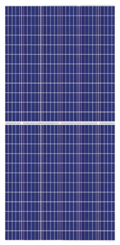 Painel Fotovoltaico 370W - CS3U-370P - Poli - Half Cell - Renovigi