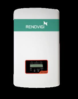 Inversor 4,0 kW - RENO-4K-PLUS - Mono - 220V/60Hz - Renovigi