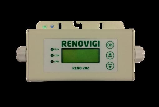 Monitoramento RENO202 - [EXCLUSIVO PARA MICROINVERSORES] - Renovigi