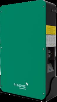 Bateria de lítio 9,6 kWh 48V - RenoPower-9,6 - Renovigi